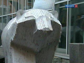 """""""Скульптура. Жизнь. Страсть"""" Матео Морнара"""