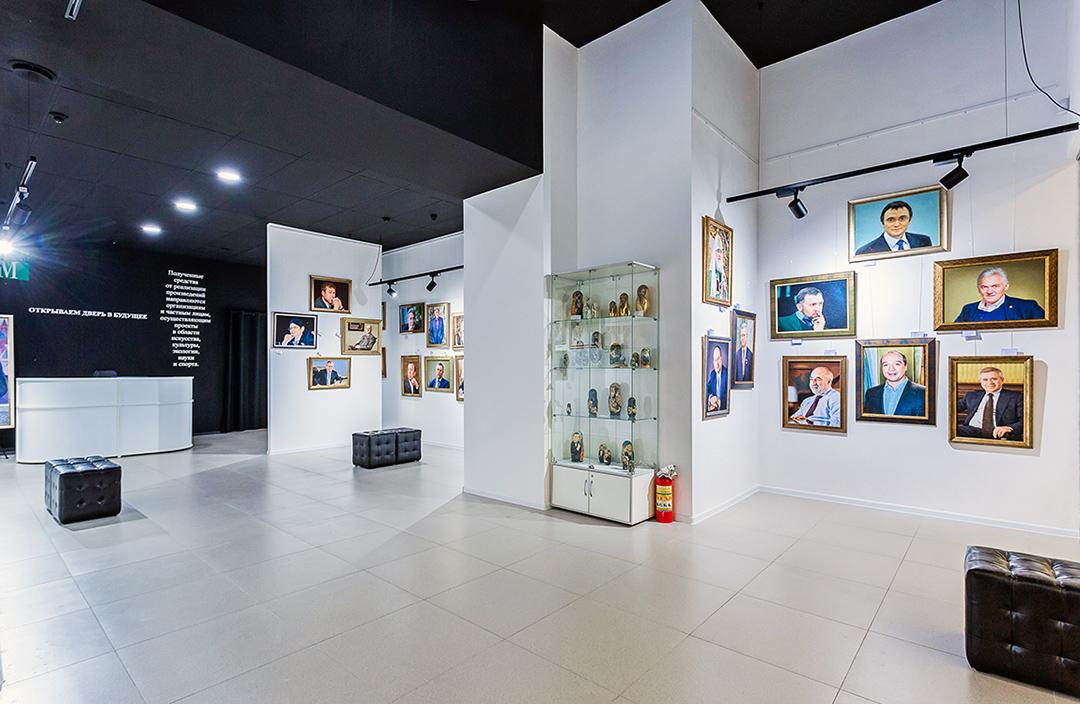 Проект: Партнёрство через портреты